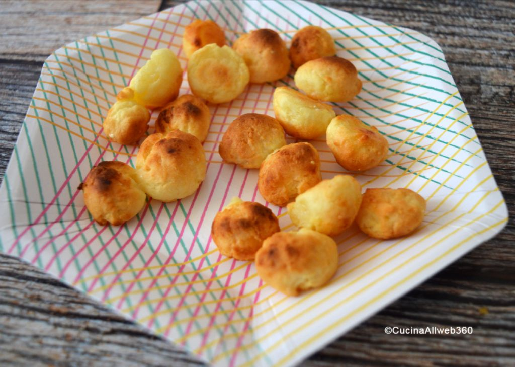 come fare le patatine puff
