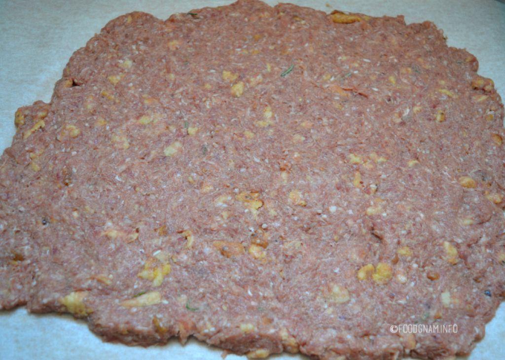 pasta sfoglia con carne macinata