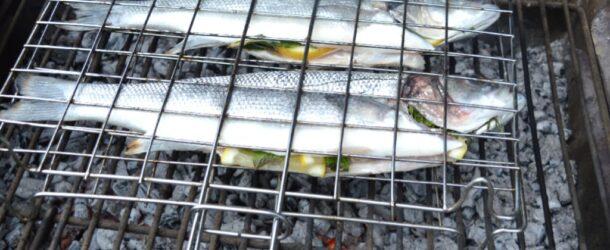 Come cucinare il pesce alla griglia