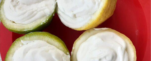 Crema fredda al limone
